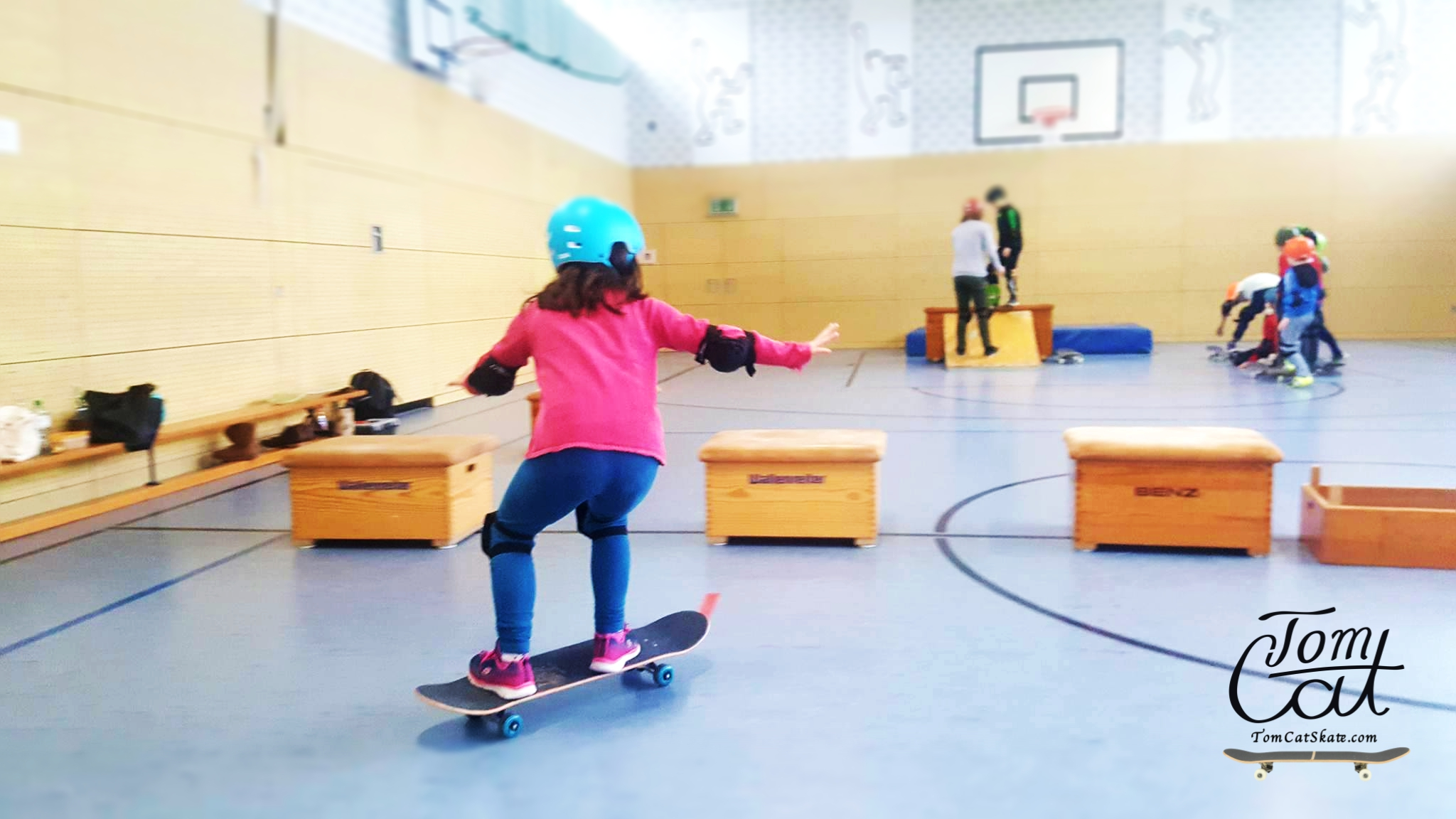 Skatekurse Landsberg München Tom Cat Skateboard fahren lernen tomcatskate.comSkatekurs München.jpg