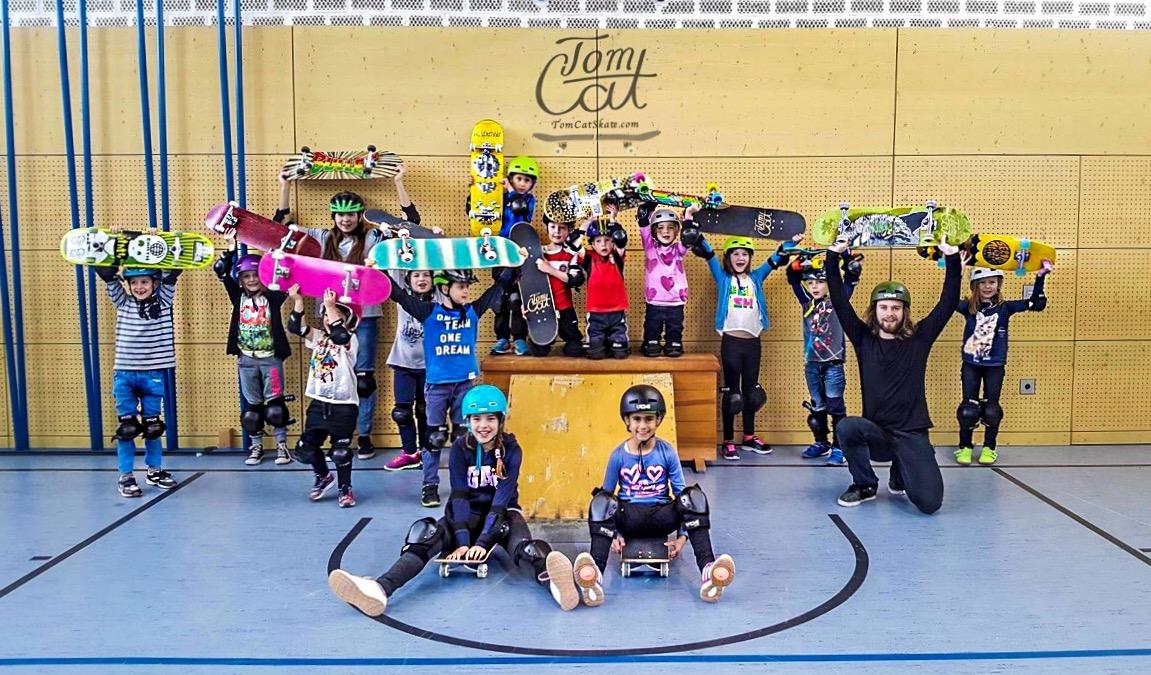 Skatekurs Landsberg Skateboardkurs München Skaten lernen Kuste Tom Cat 1.jpg