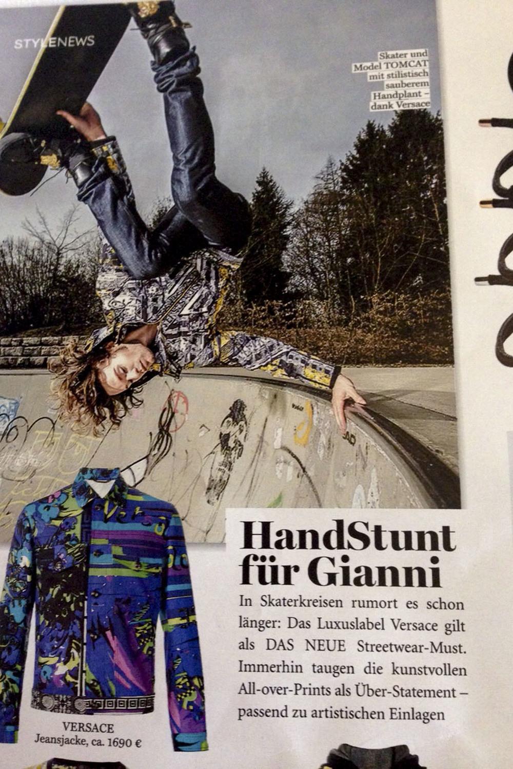 Skateboard Model Skater München Tom Cat für Versace Instyle Magazine.jpg