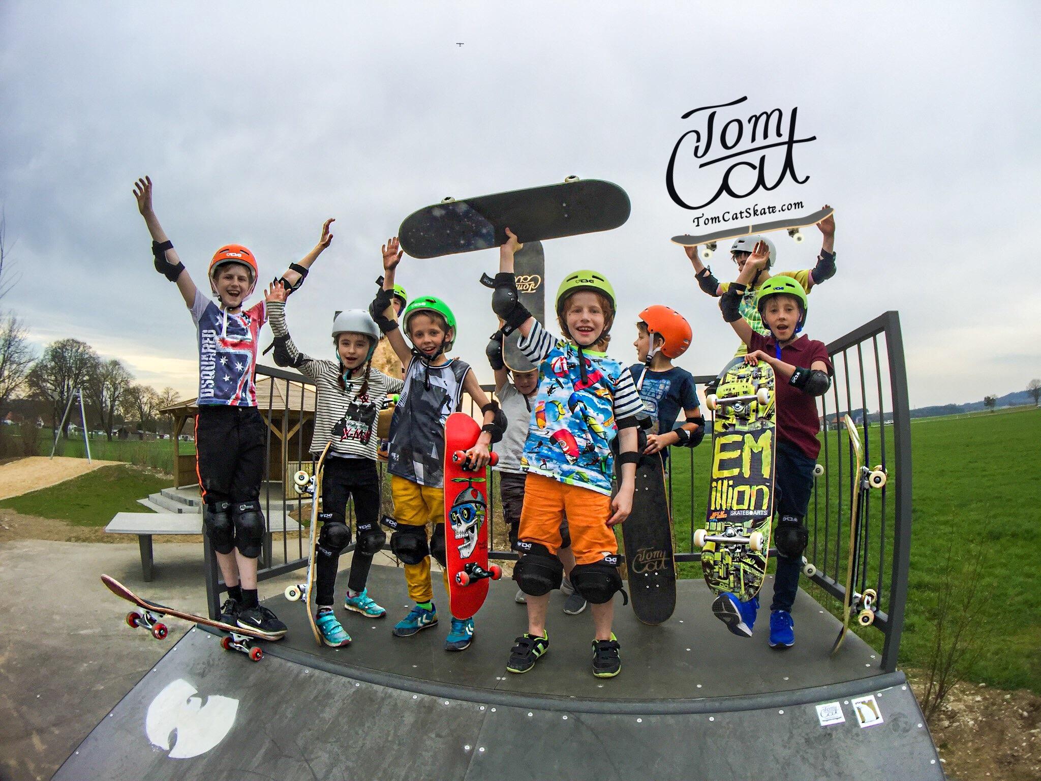 Skatekurs Geburtstag München Geburtstagsfeier Geburtstagsparty Skateboard Landsberg Erpfting Skatepark.JPG