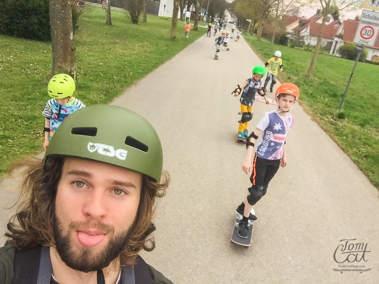 Skatekurs Geburtstag München Geburtstagsfeier Geburtstagsparty Skateboardkurs Holzkirchen.JPG