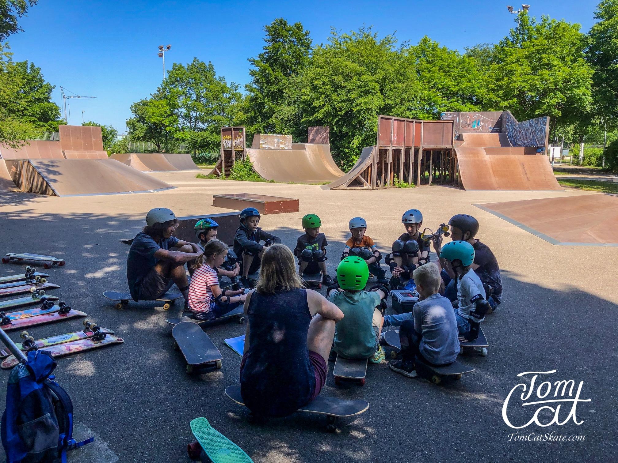 Skatepark Vaterstetten Skaten lernen Skateboardkurs Vaterstetten Skatepark.jpg