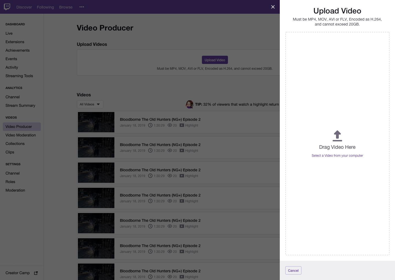 Light Mode - VIdeo Producer Upload.png