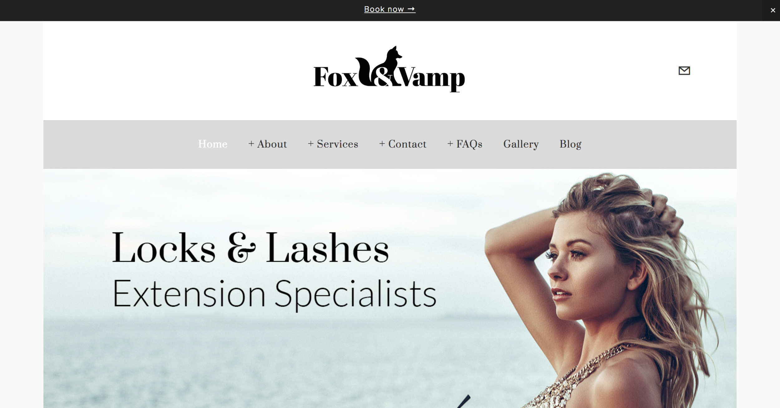 - Lucy was brilliant, I love my website and she continues to be an ongoing support. Couldn't recommend highly enough. Thanks so much Sassy Digital!-Talitha, Fox & Vamp
