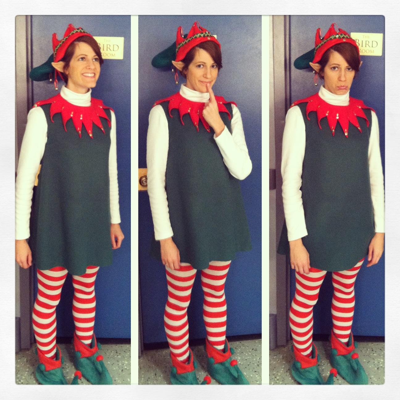 Christmas Elf on Saturday Night Live