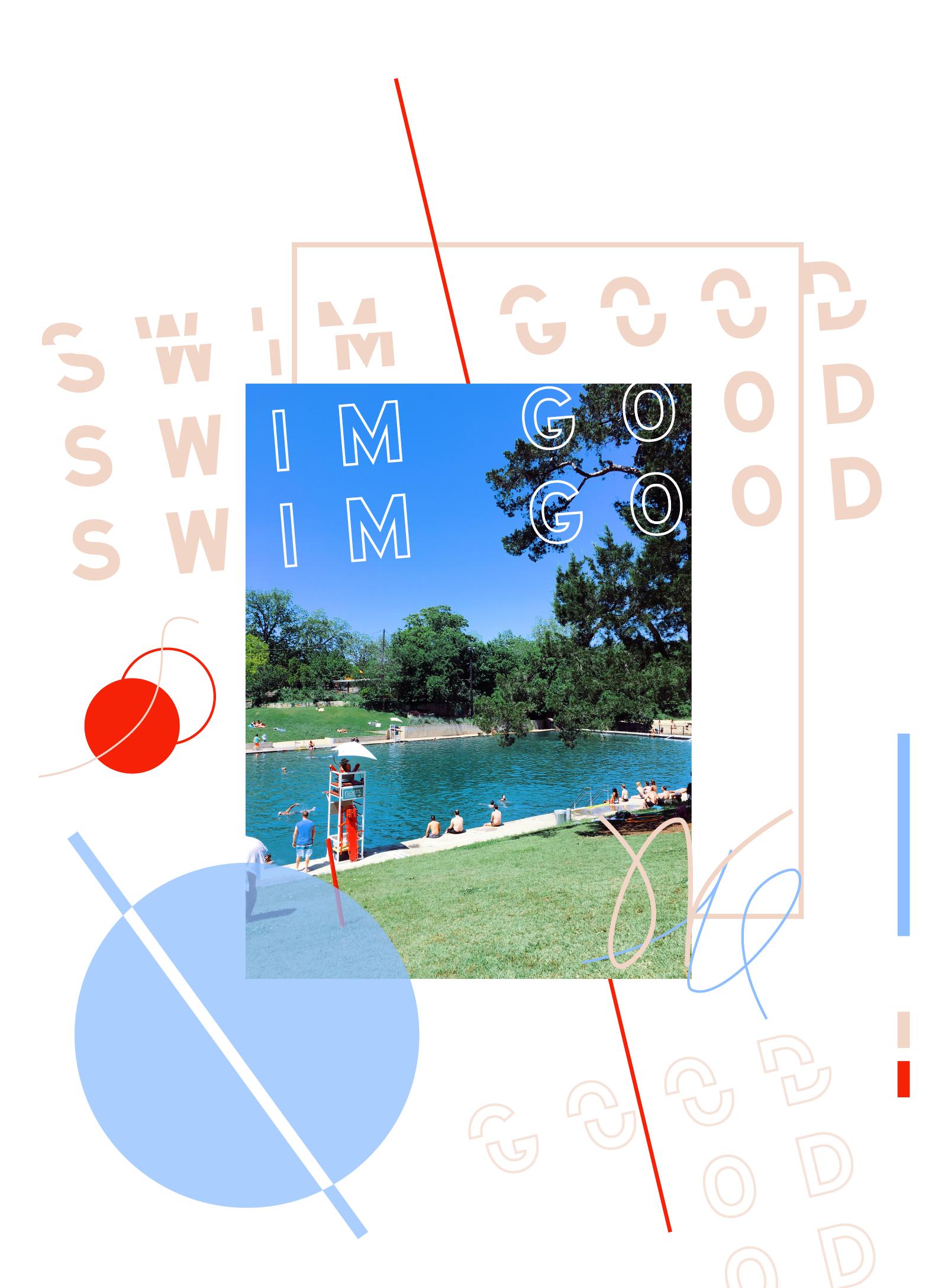 Swim Good - Darnell Lamont