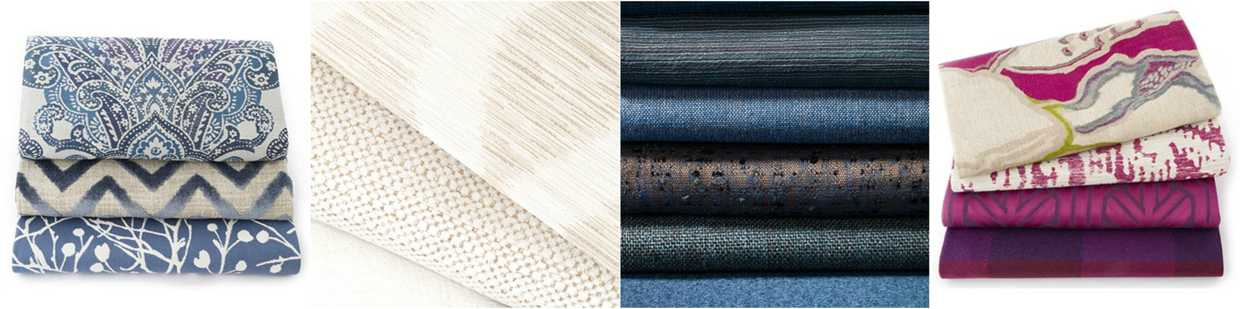 The Denicola's fabric showroom has hundreds of thousand of fabrics in stock and ready to browse.