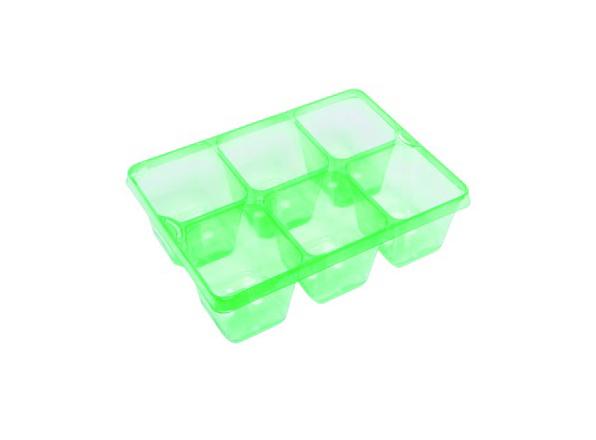 Transparent Green PET -