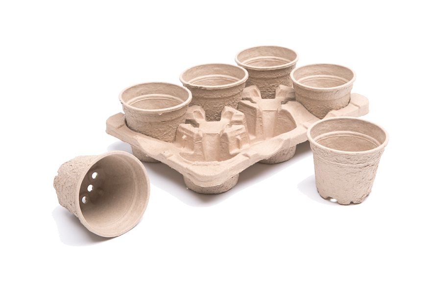 Eco Expert biodegradable pots -