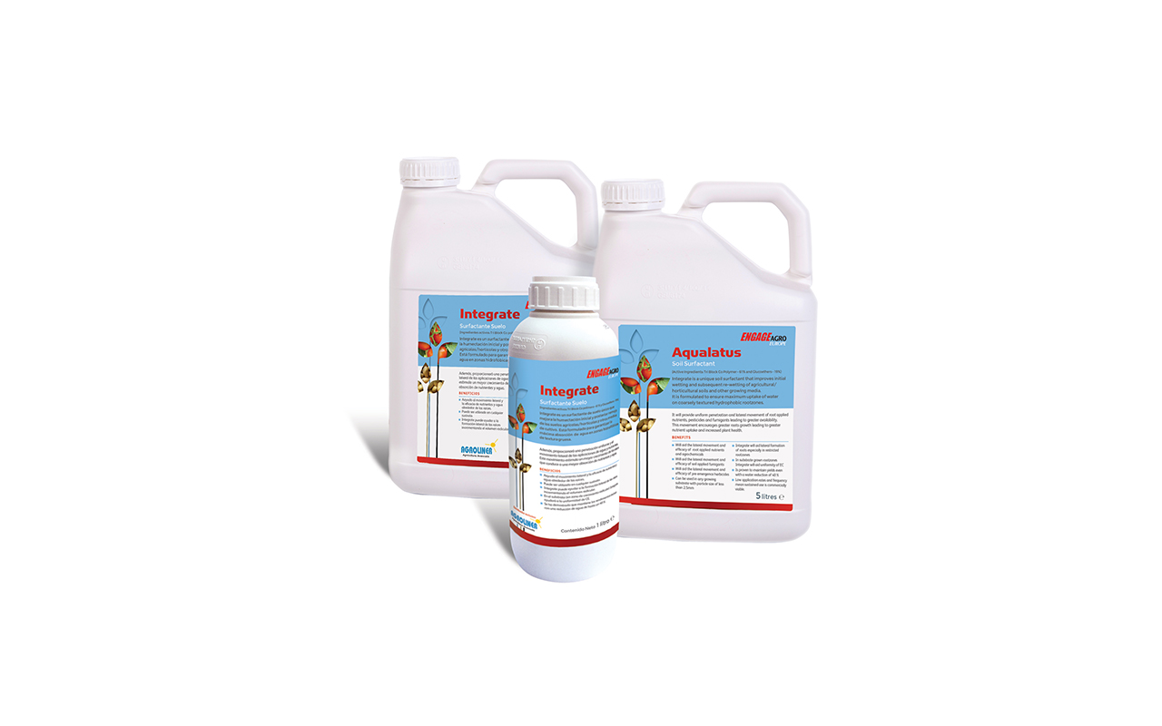 Integrate Aqualatus - Soil Surfactant