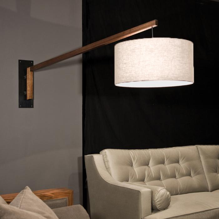 Ludwig and Larsen Canti wall lamp