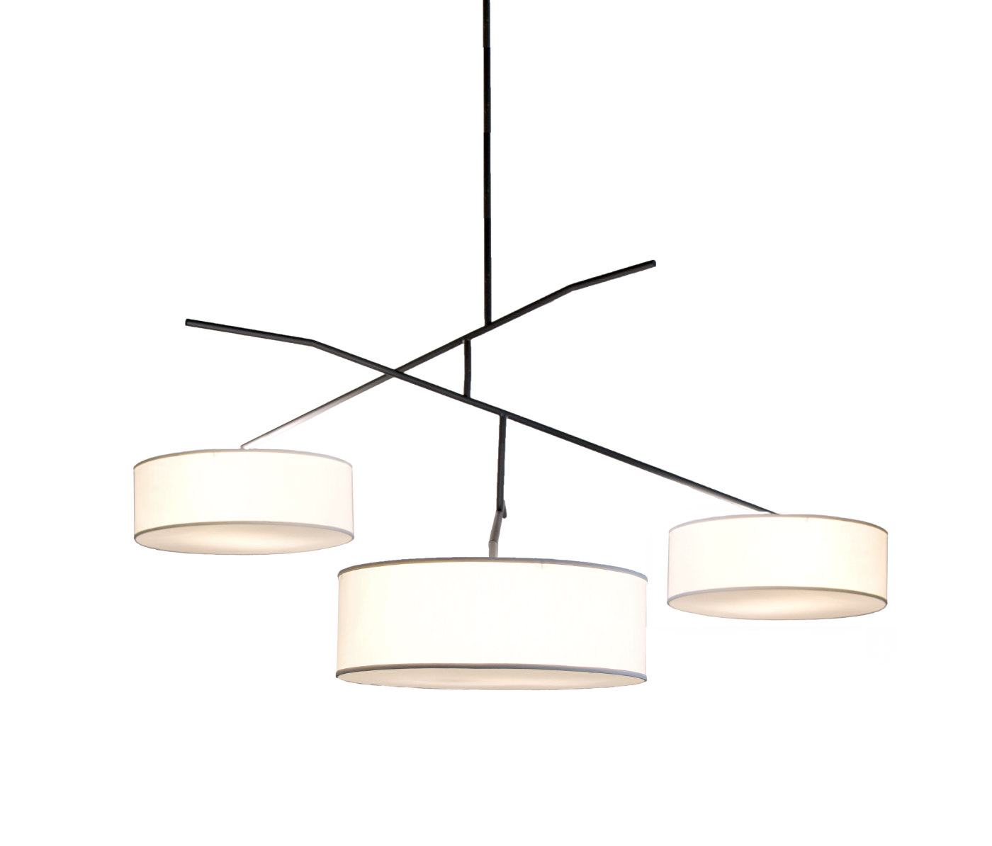 Ludwig and Larsen Ceiling Lamps