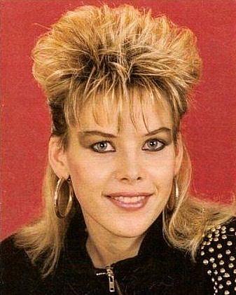 🚨FREE MULLET FRIDAY🚨  The eyeliner game is strong  But the hairspray game is  S T R O N G E R  #freemulletfriday #mulletgang #80sinspo #eastpointbestpoint #southatlantasalon #summerhill #grantpark #eastpoint #atlantashag