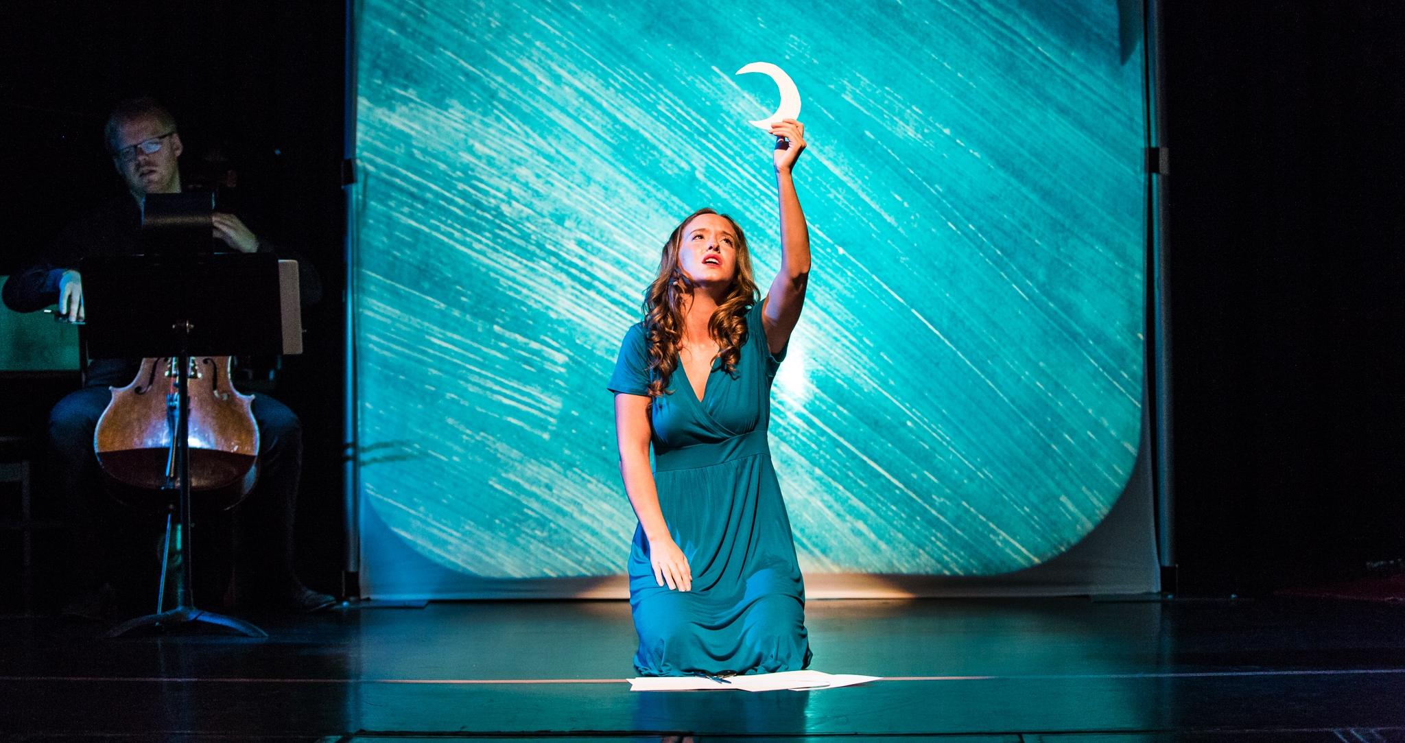 Yvette Coleman in A Singer Must Die