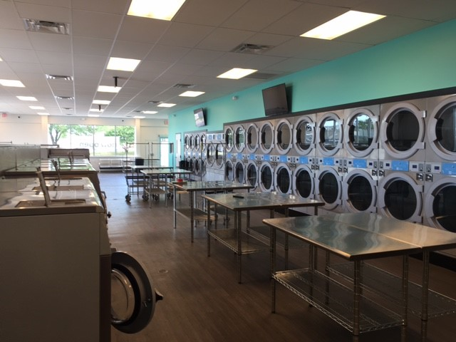 ANYTIME COIN LAUNDRY