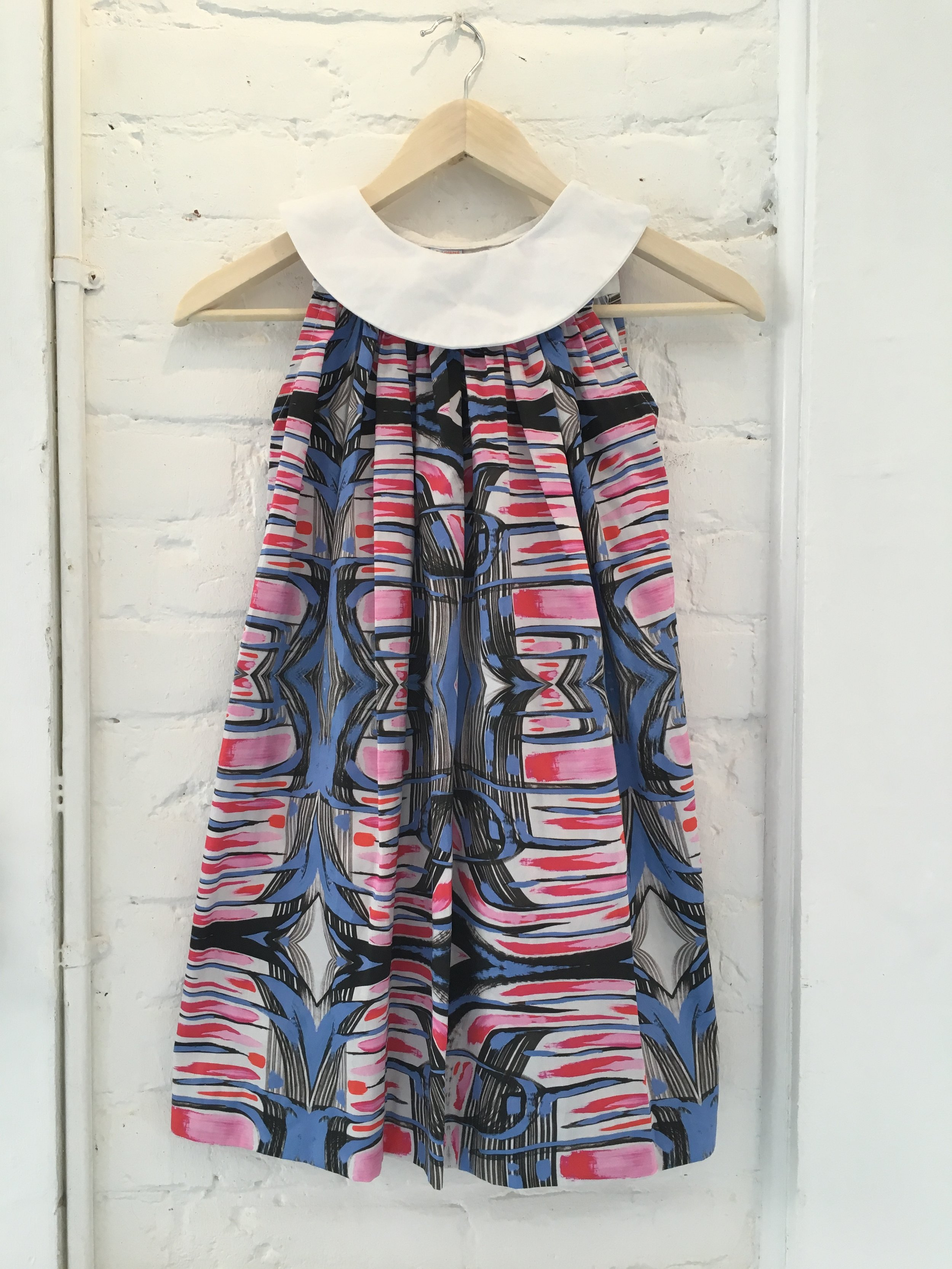 """Sally"" sundress, available size 2T-10, $135"