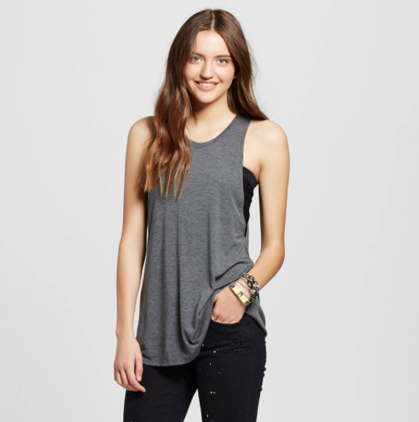 A simple look form Target, available both in-store and online for less than $100, total.