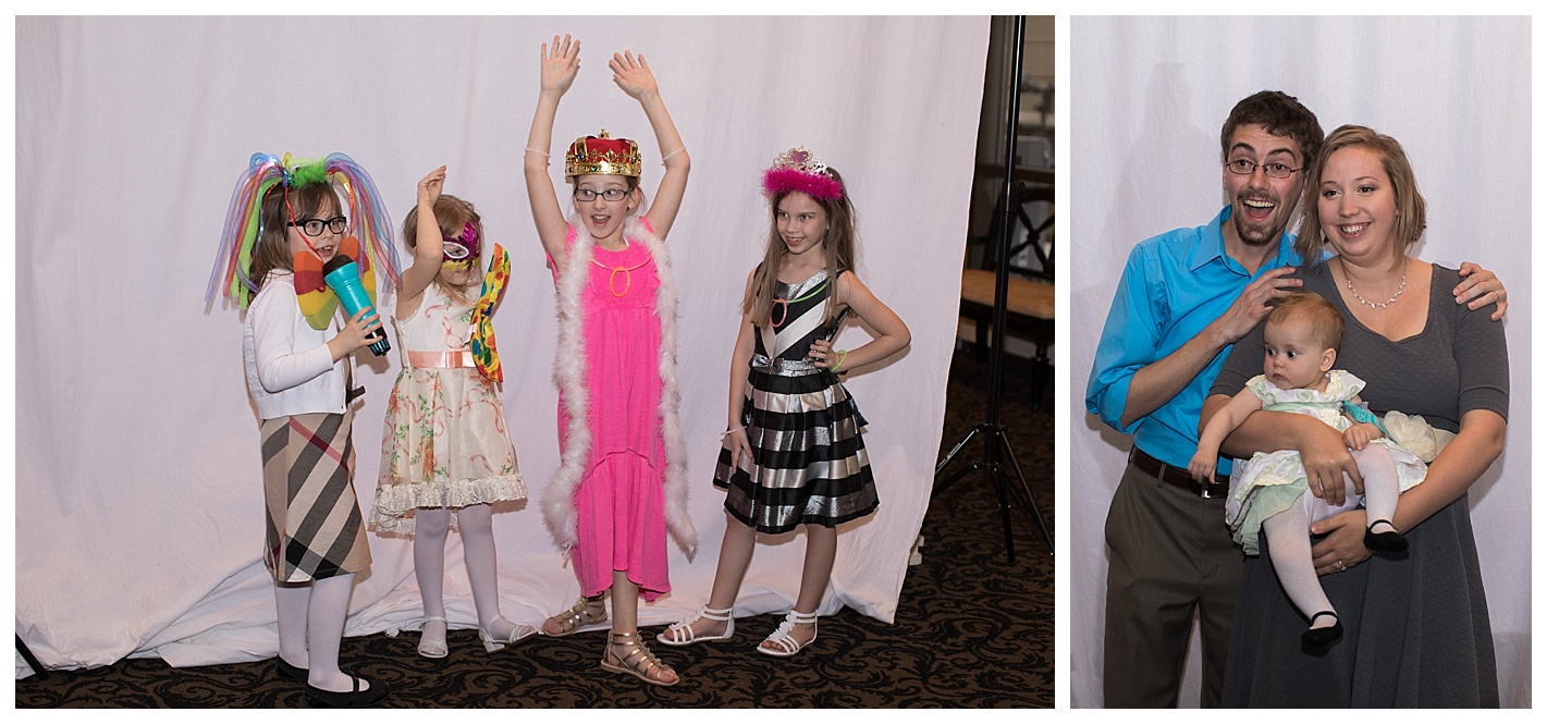 The Photo Booth was a big hit!