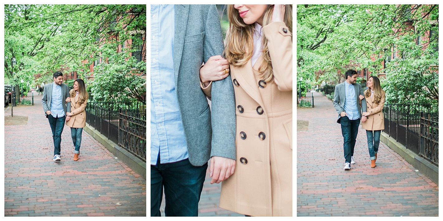 Boston Engagement Photographer / Alyssa Parker Photography