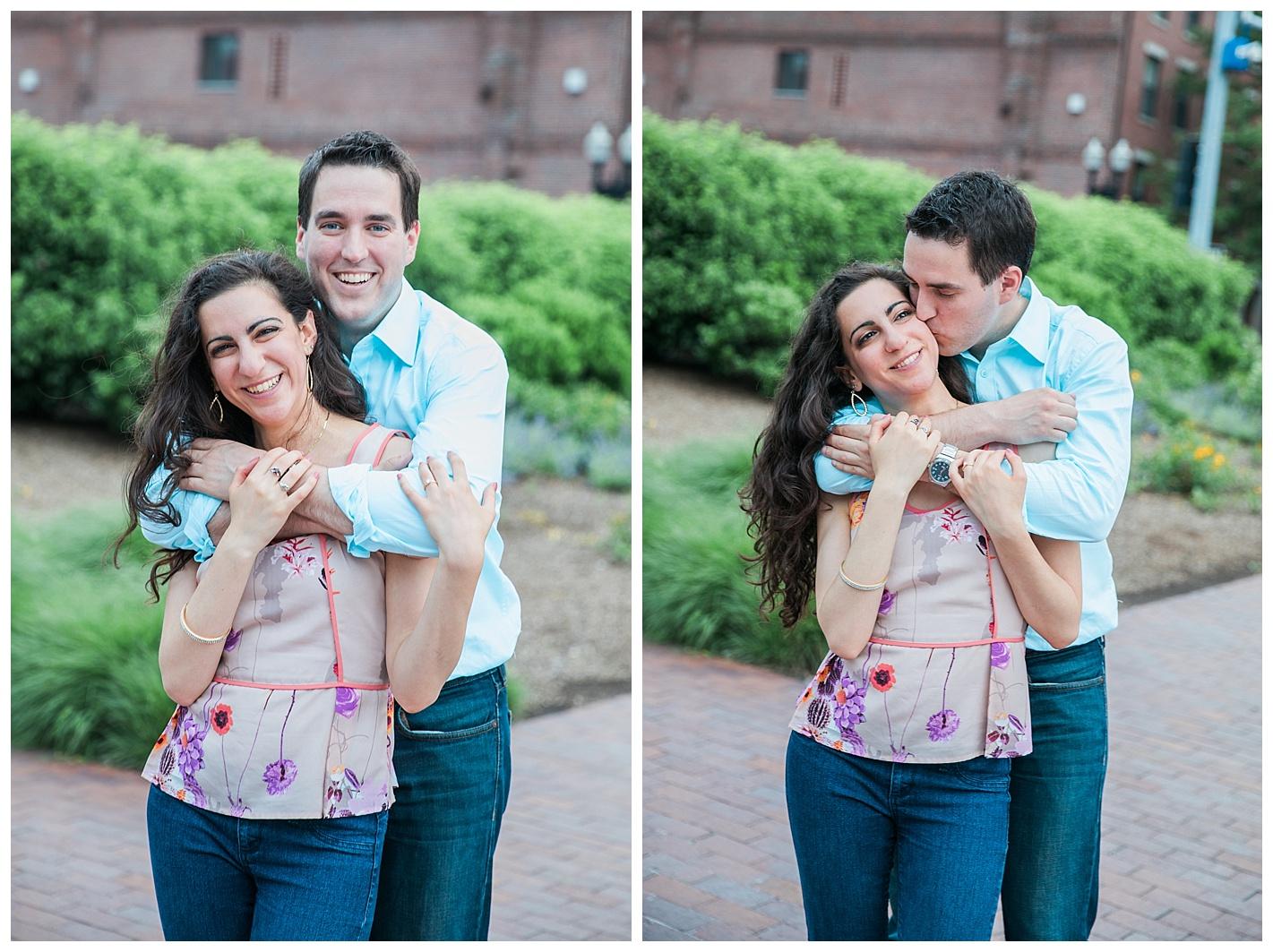 Boston Engagement Photos