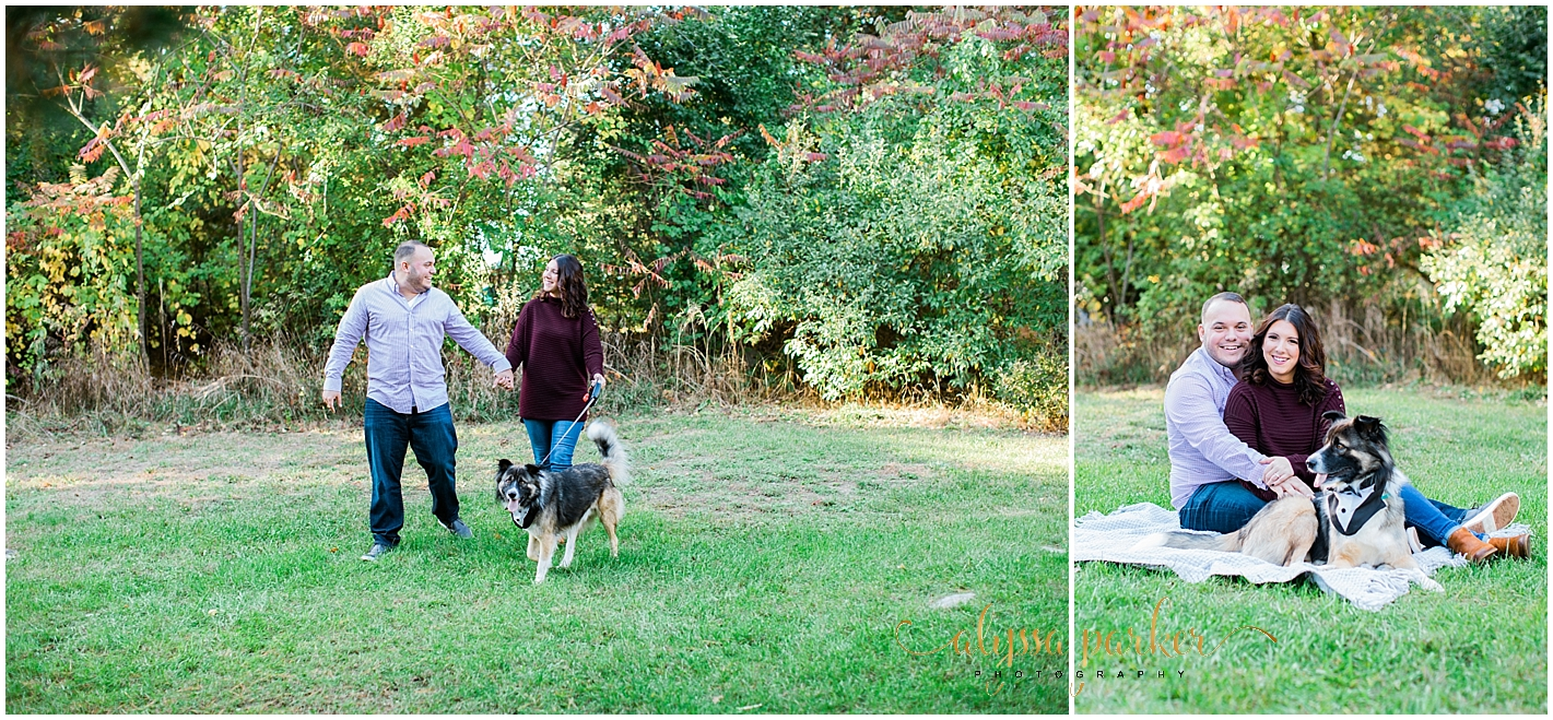 Benson Park Engagement Photos