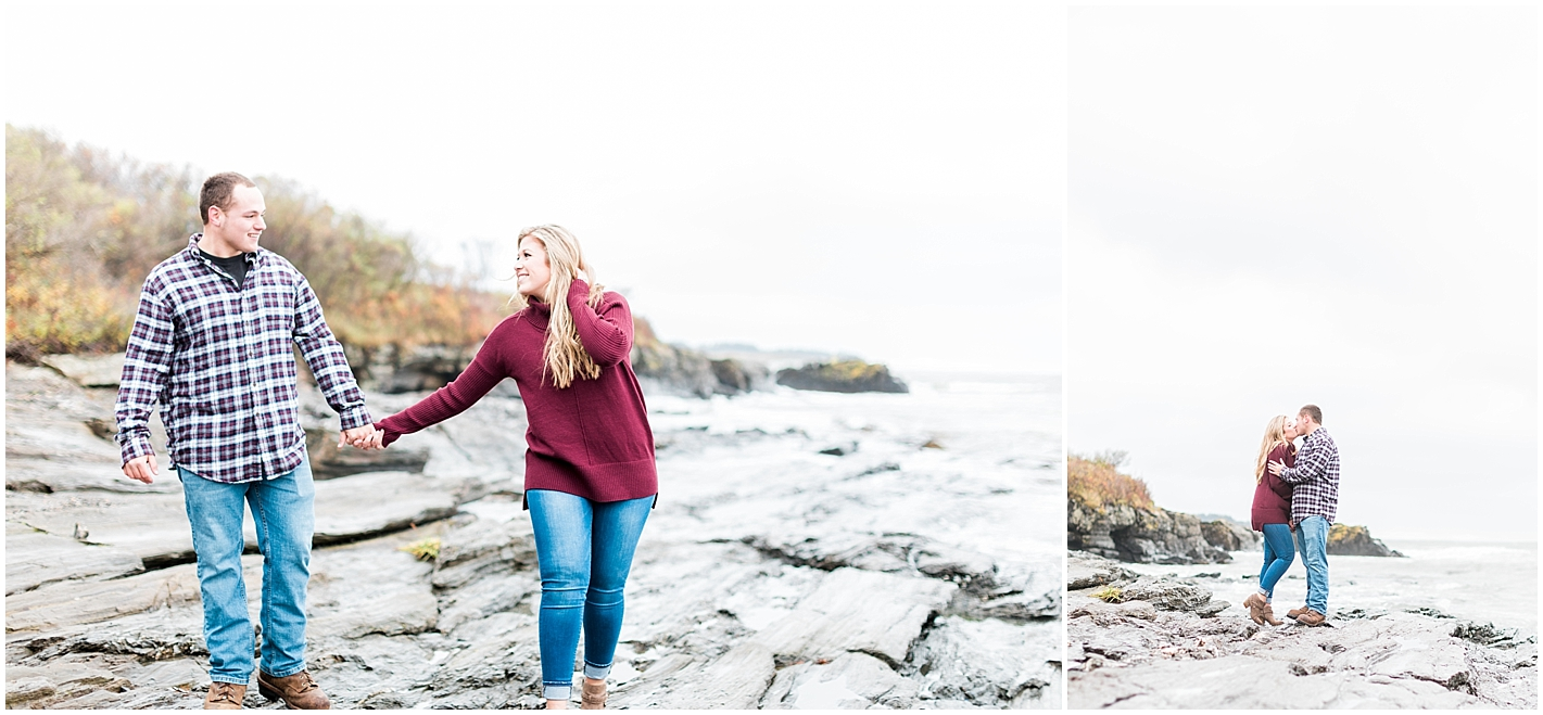 Portland Maine Photo Location by Alyssa Parker Photography