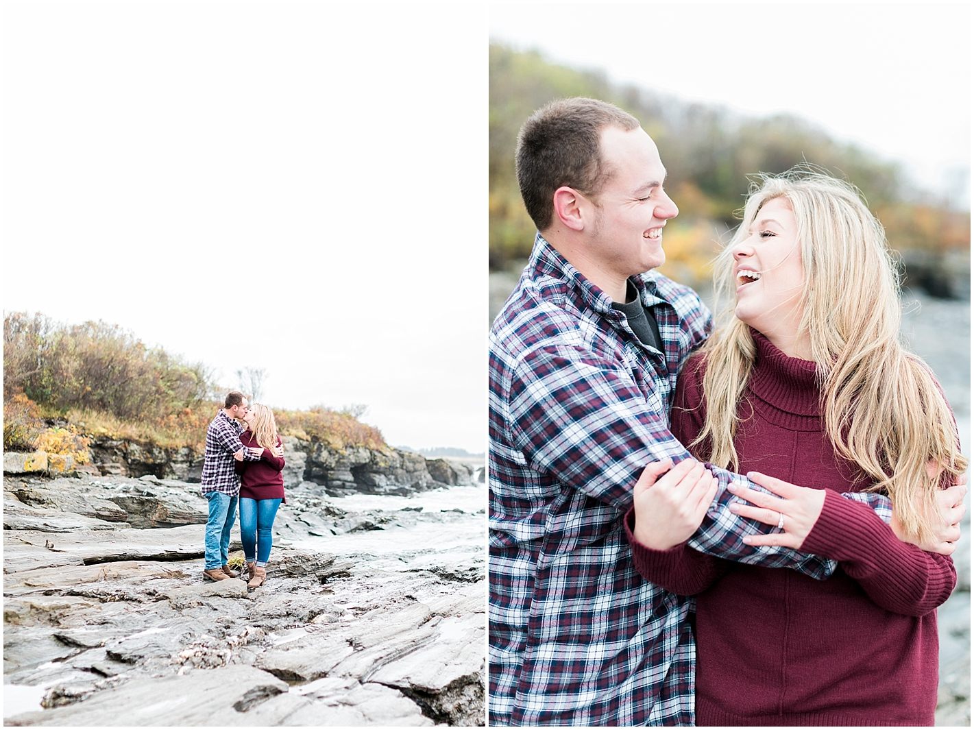 Authentic Engagement Photos by Alyssa Parker Photography