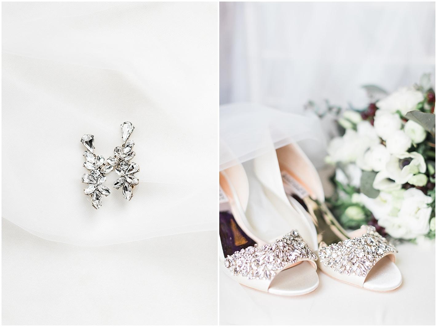 Bride details photo by Alyssa Parker Photography