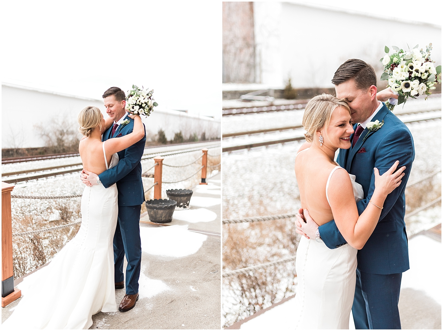 Wedding Day Portraits by Alyssa Parker Photography