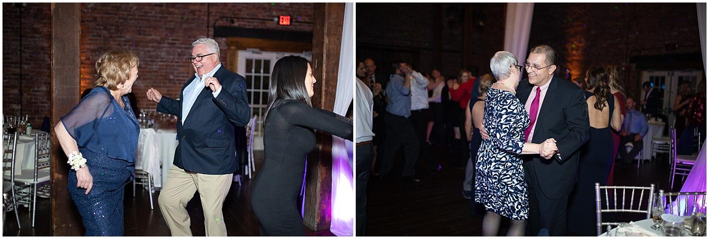 Dance Floor Photos by Alyssa Parker Photography