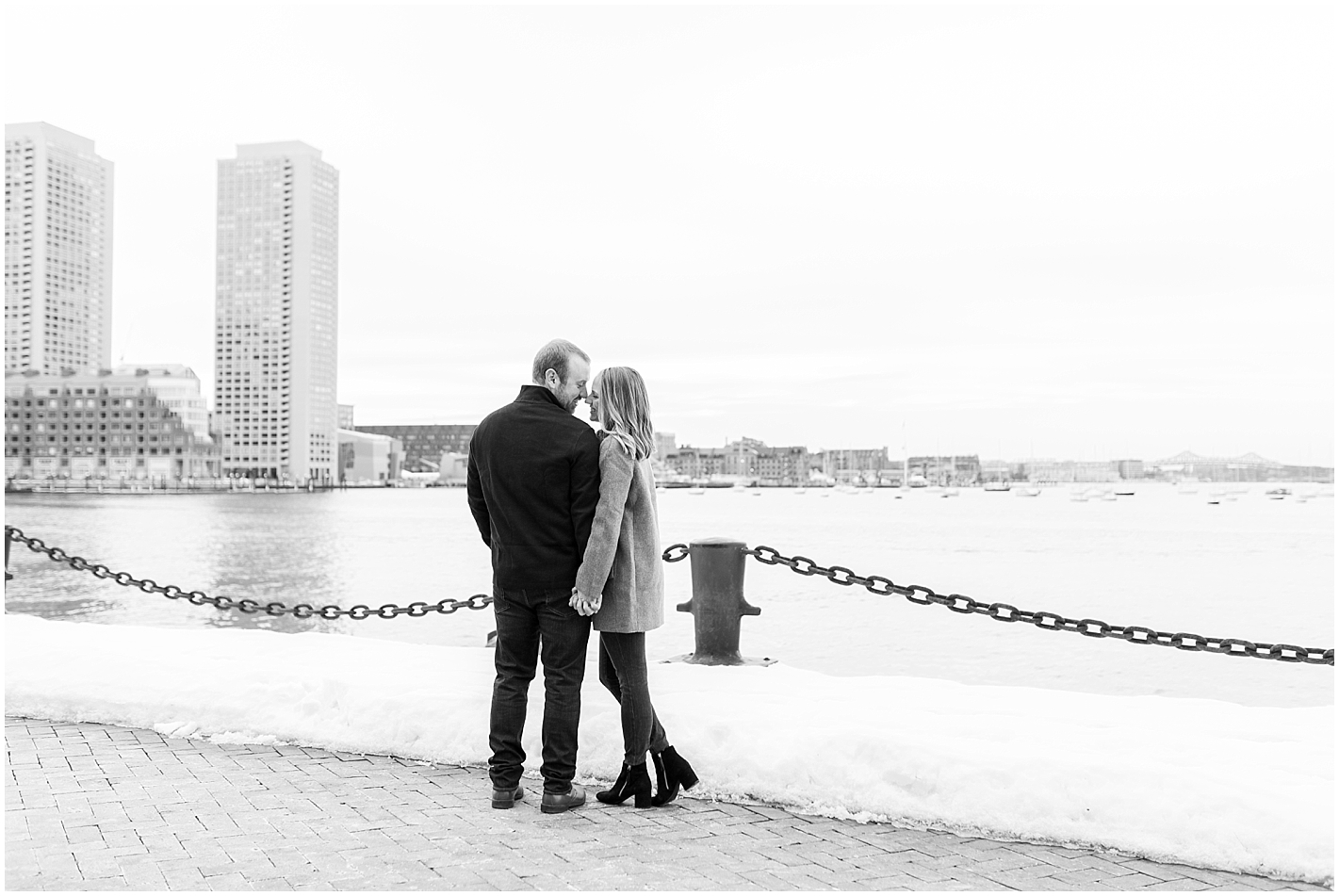 Boston Engagement Photos by Alyssa Parker Photography