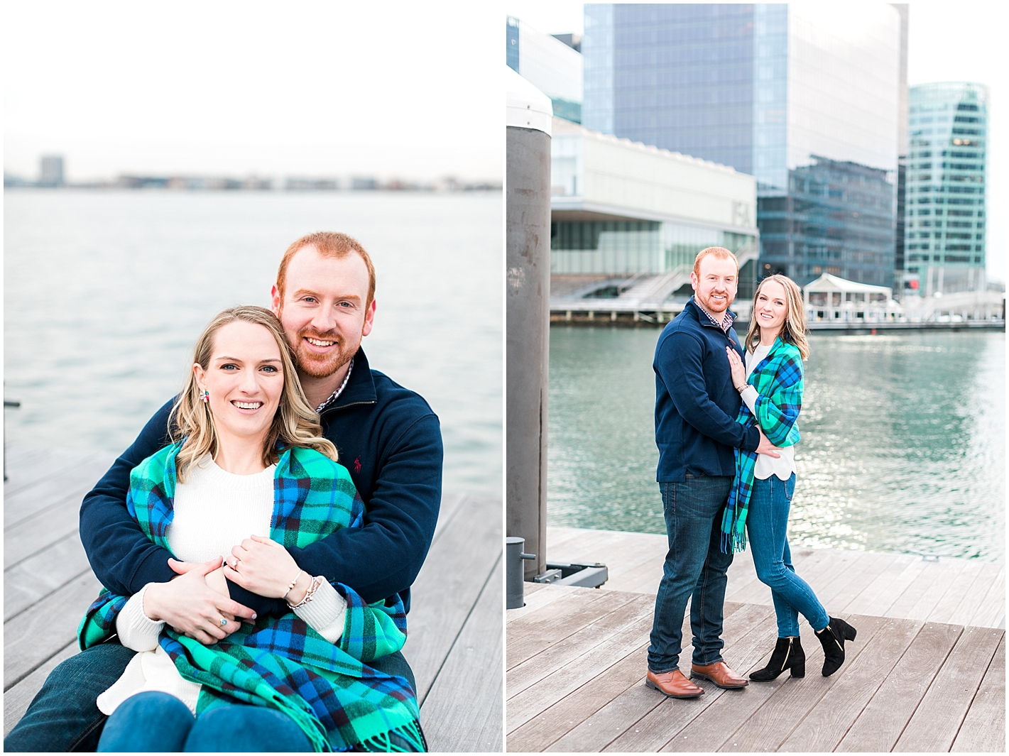 Boston Engagement Winter session by Alyssa Parker Photography
