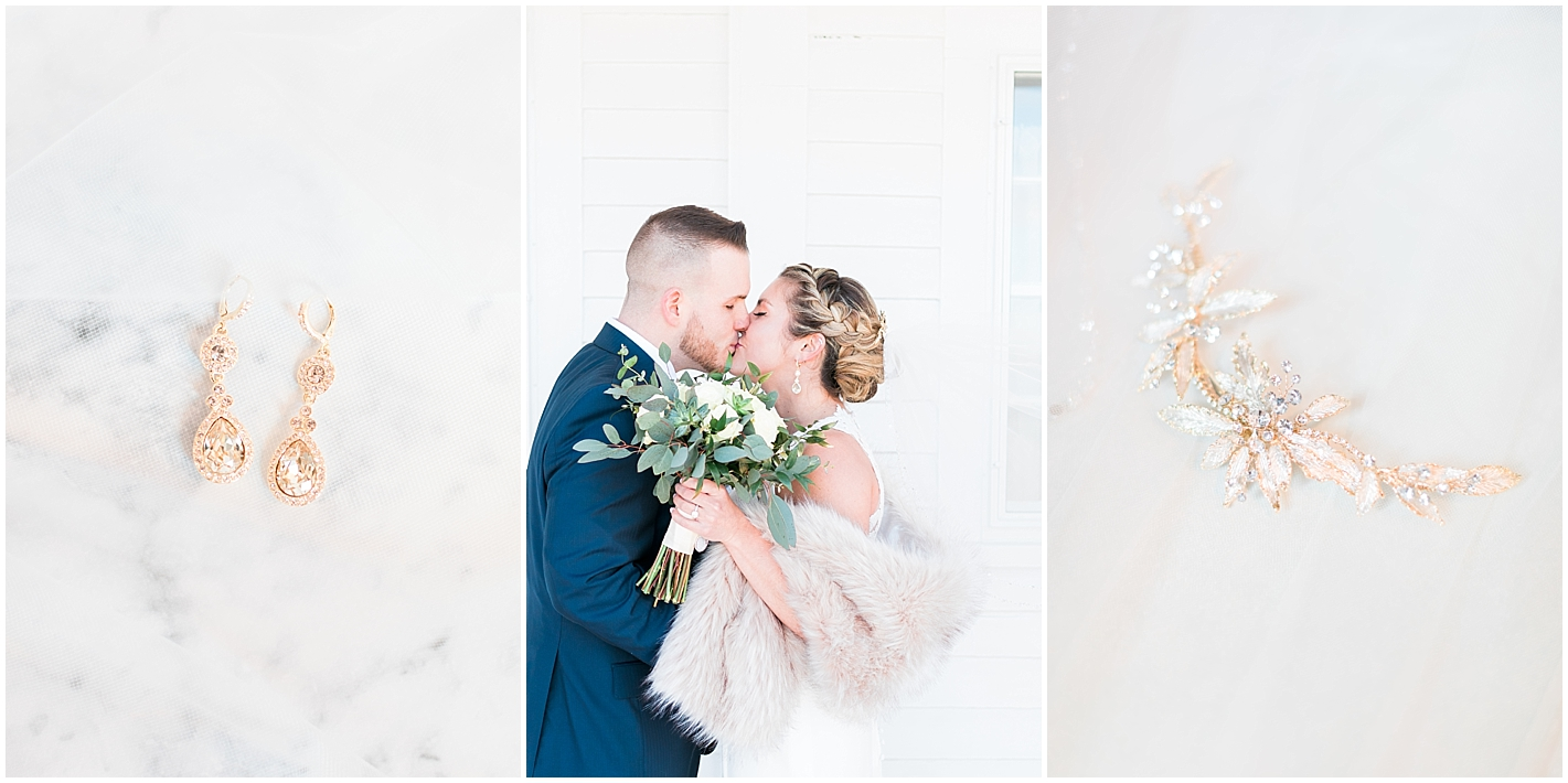 St Patrick's Day Wedding Groton MA Photos by Alyssa Parker Photography