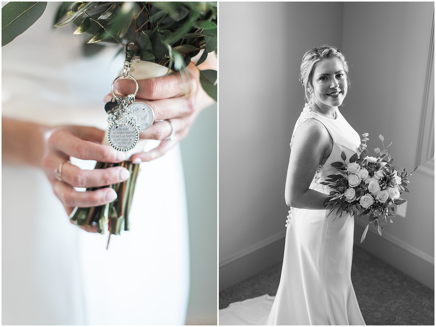 Flower charm Photos by Alyssa Parker Photography