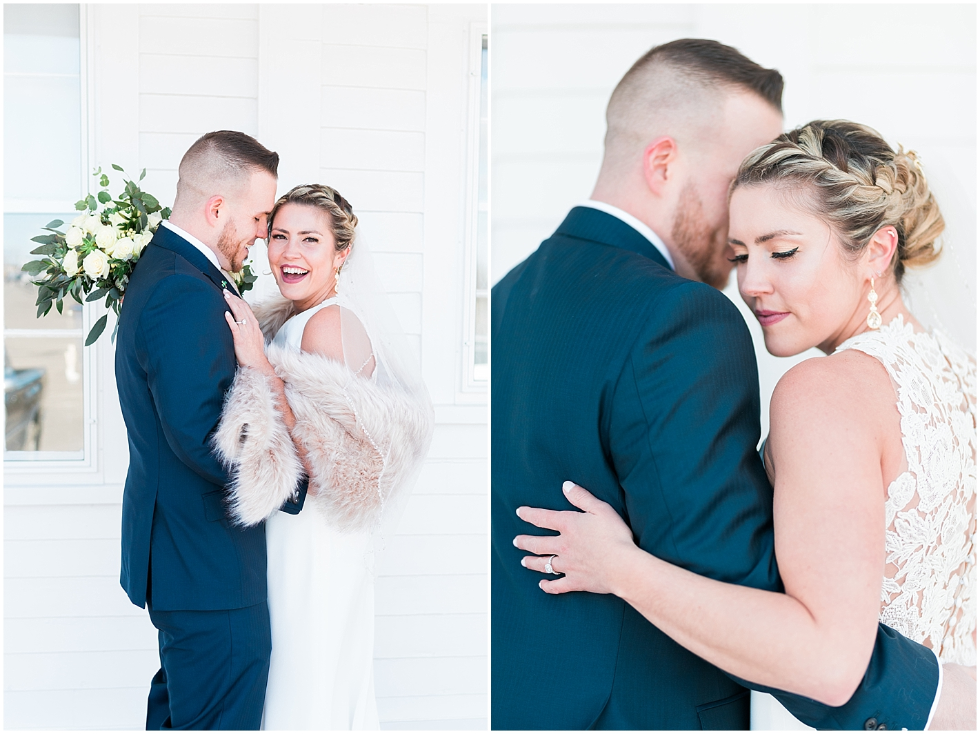 Timeless Wedding Portraits Photos by Alyssa Parker Photography
