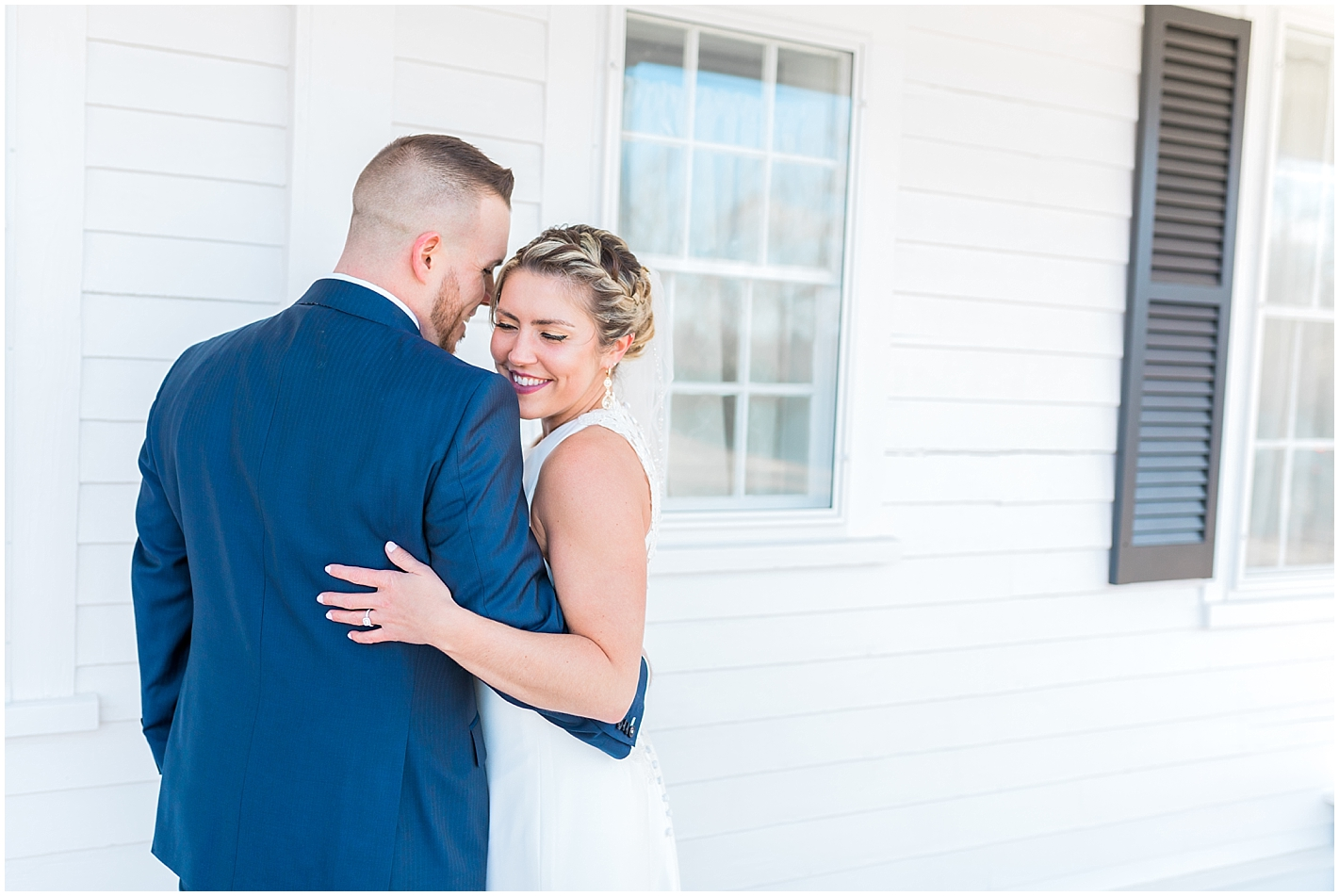 Romantic Wedding Photos by Alyssa Parker Photography