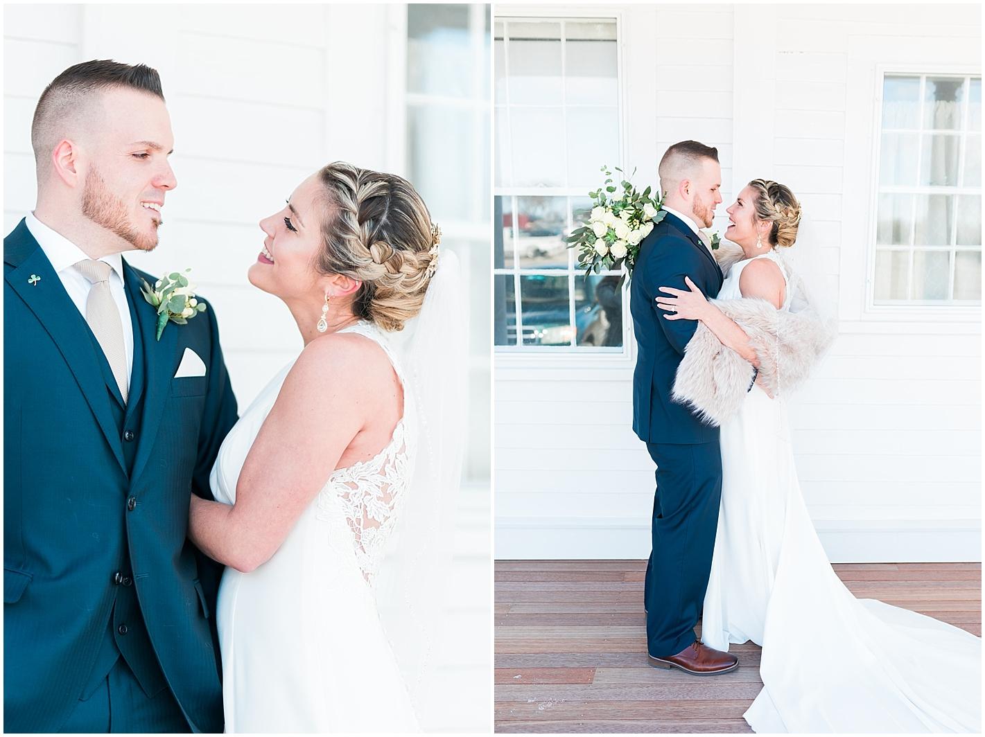 Gibbet Hill Wedding Photos by Alyssa Parker Photography