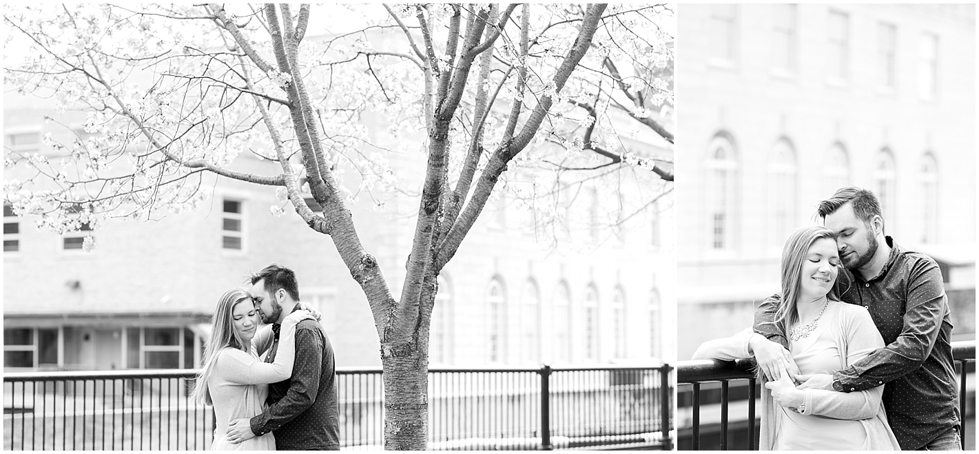 Timeline Engagement Photos by Alyssa Parker Photography