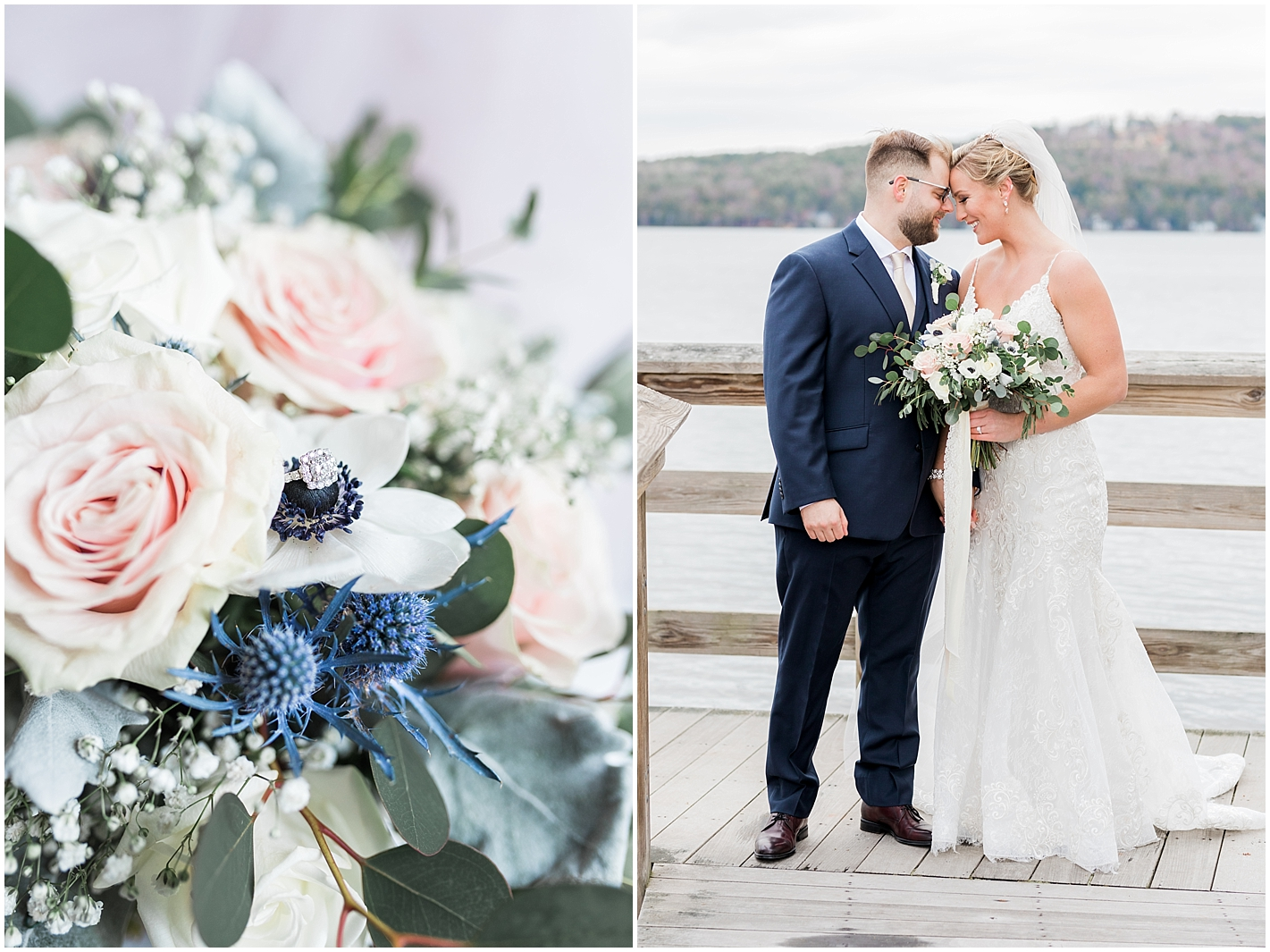 Wedding Photographer Meredith New Hampshire