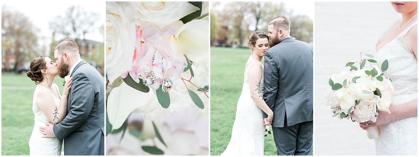 Salem Massachusetts Wedding Photos By Alyssa Parker Photography