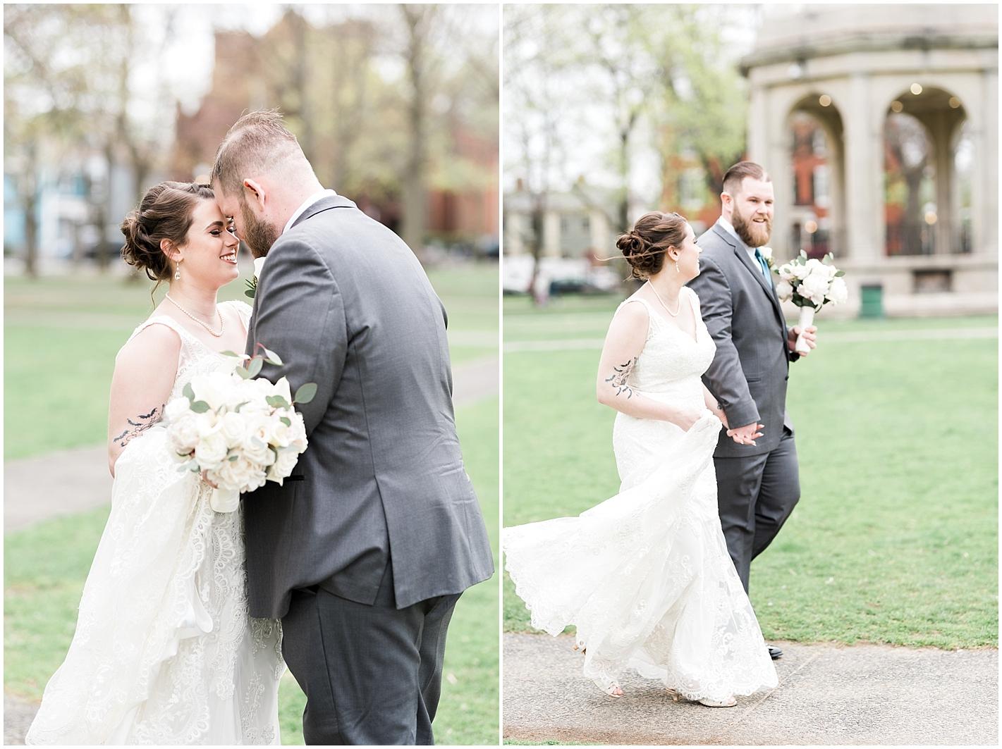 Salem MA Wedding Photos By Alyssa Parker Photography