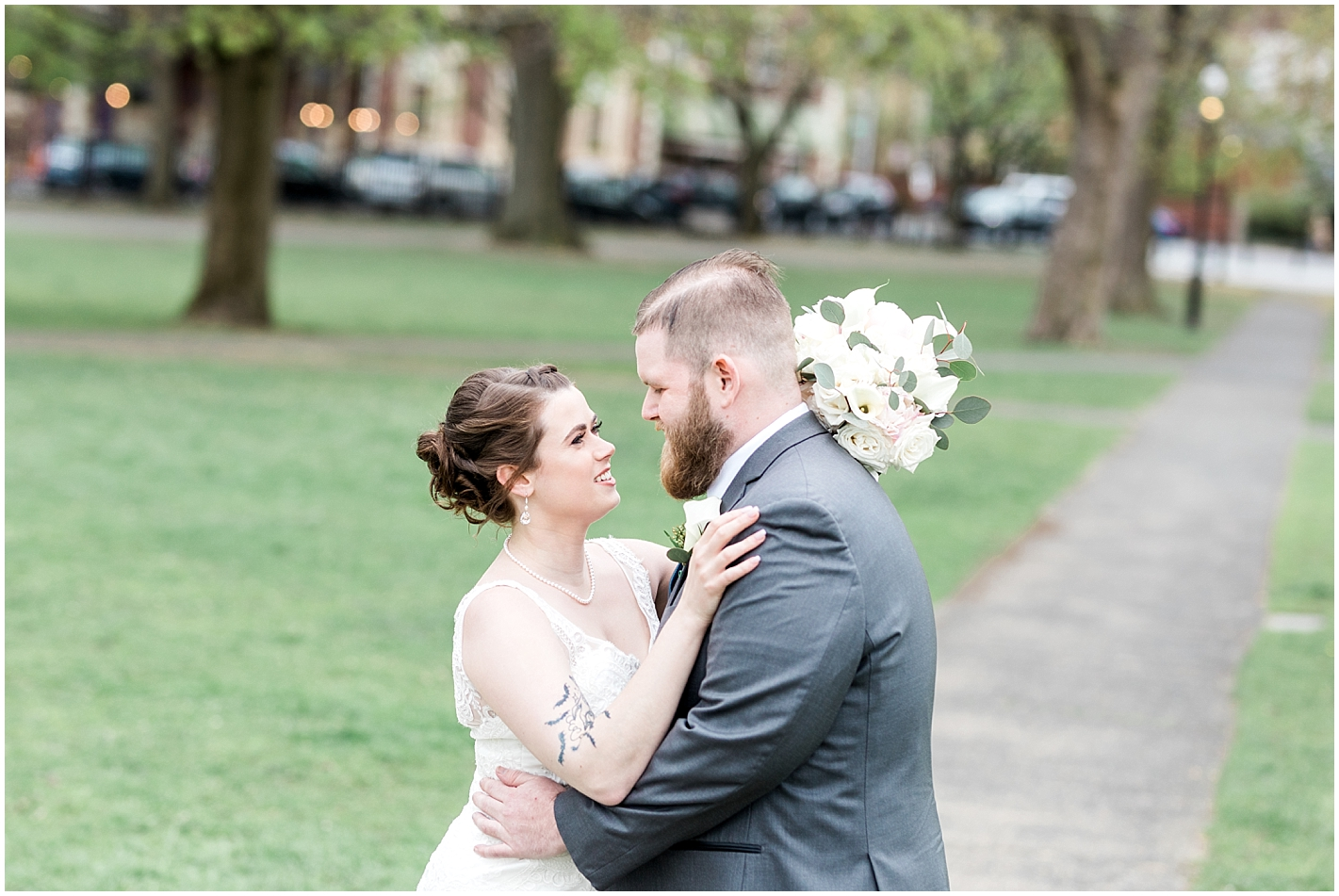 Salem Common Wedding Photos  By Alyssa Parker Photography