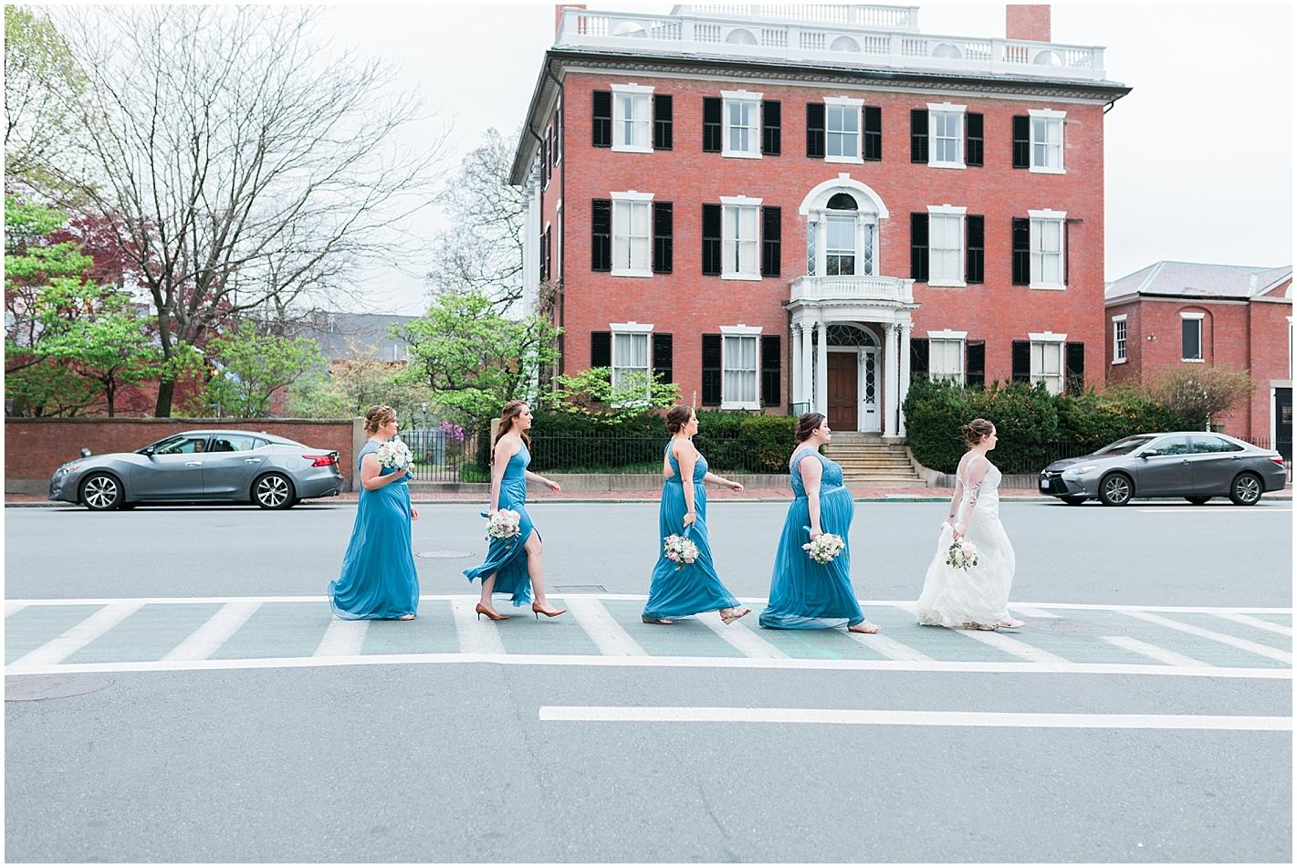 Beatles Bridal Party Photos By Alyssa Parker Photography