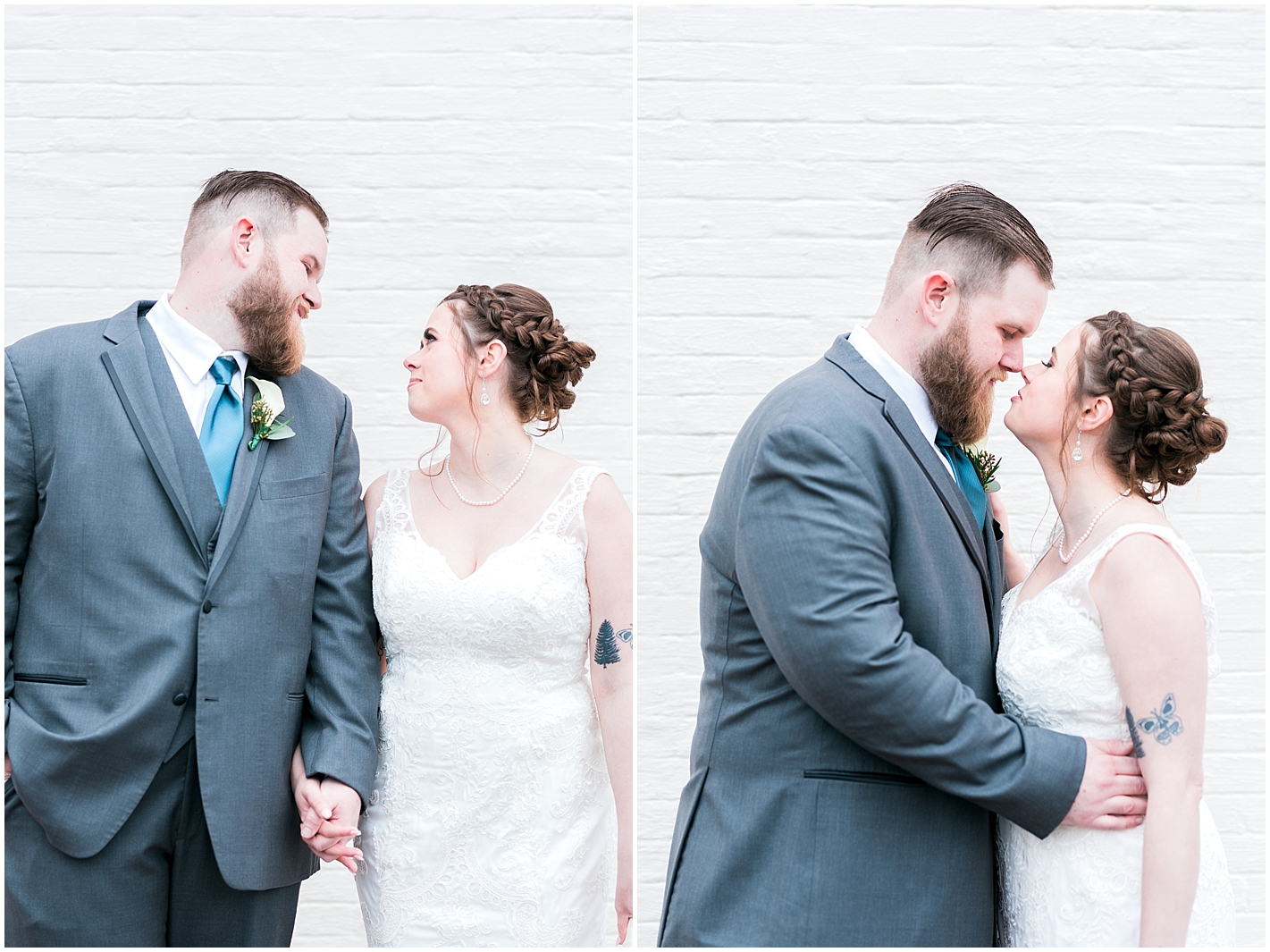 Light and natural wedding Photos By Alyssa Parker Photography