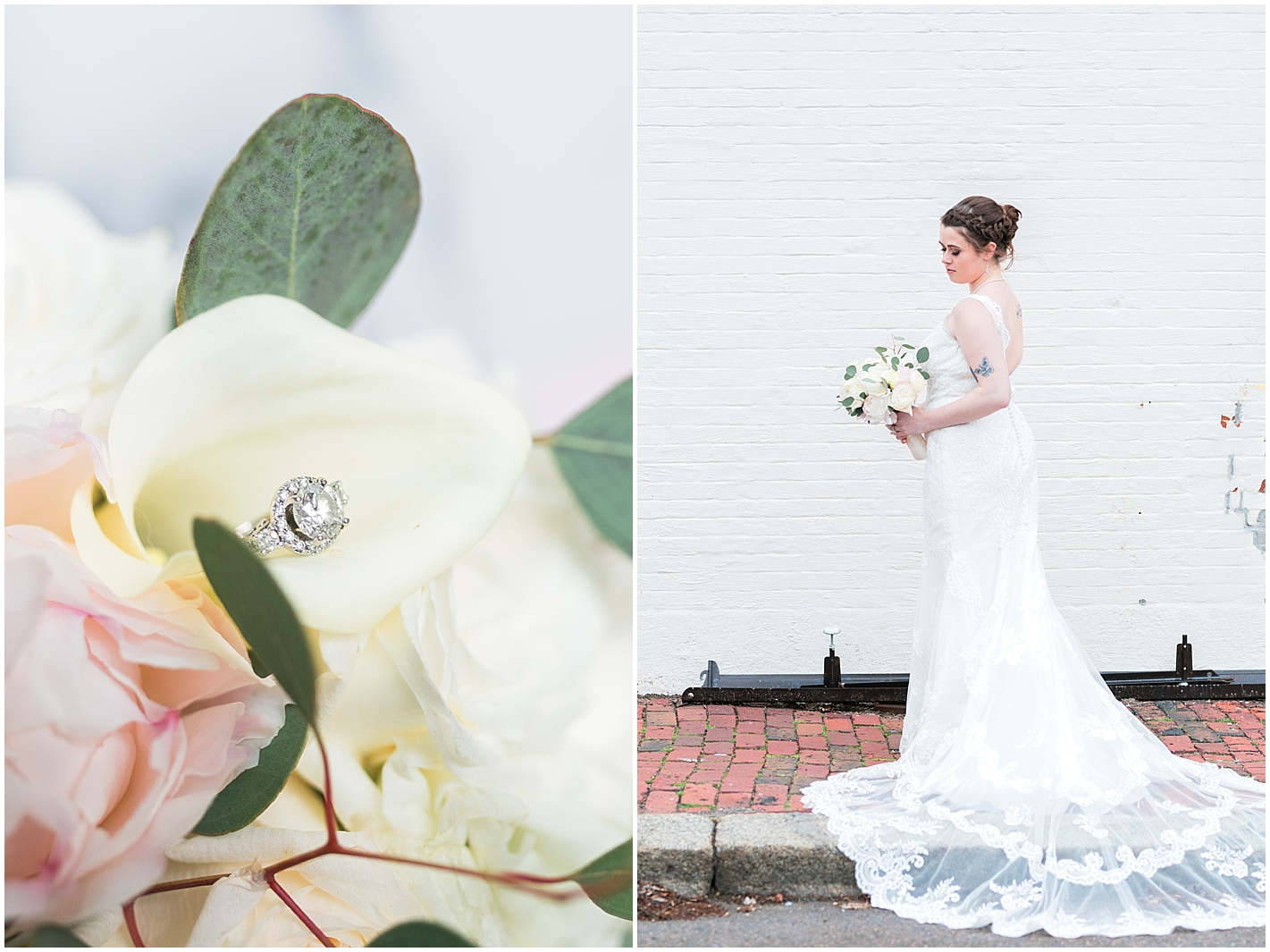 Bridal Session Photos By Alyssa Parker Photography