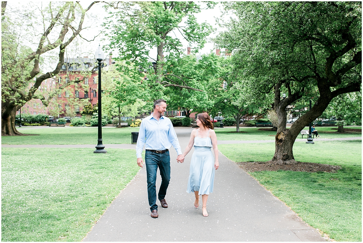 Boston Couples Session by Alyssa Parker Photography