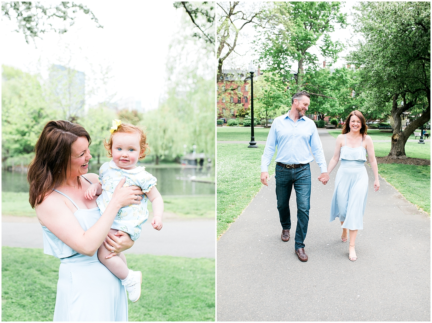 Chase Family Session in Boston by Alyssa Parker Photography
