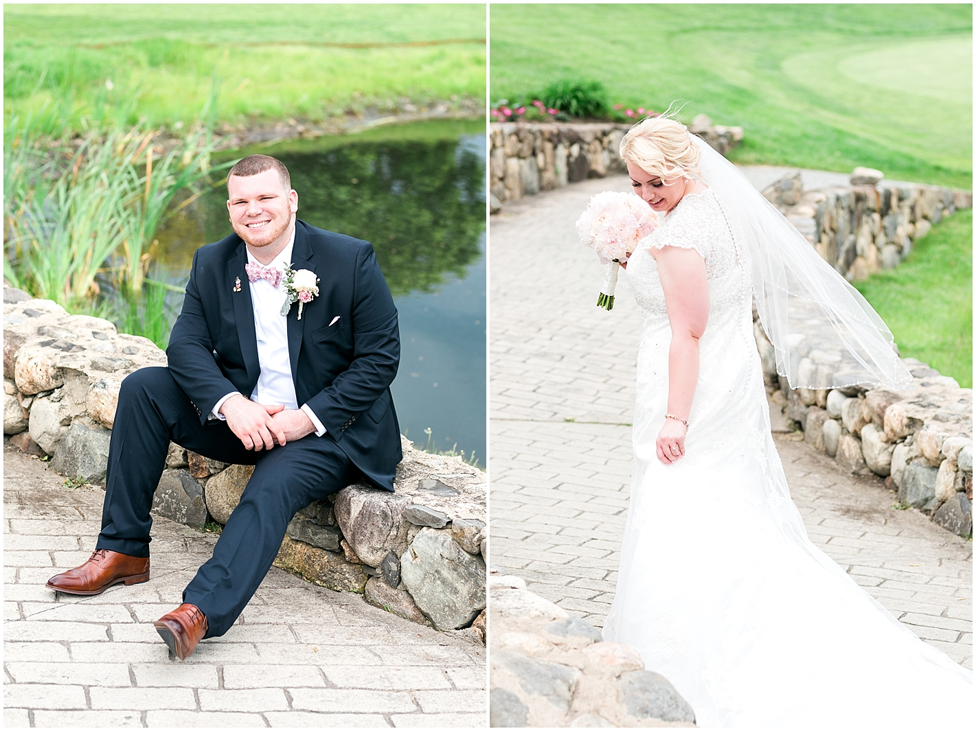 Wedding Portraits  by Alyssa Parker Photography