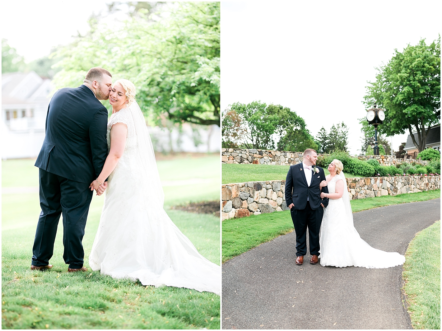 Long Meadow Country Club Wedding by Alyssa Parker Photography