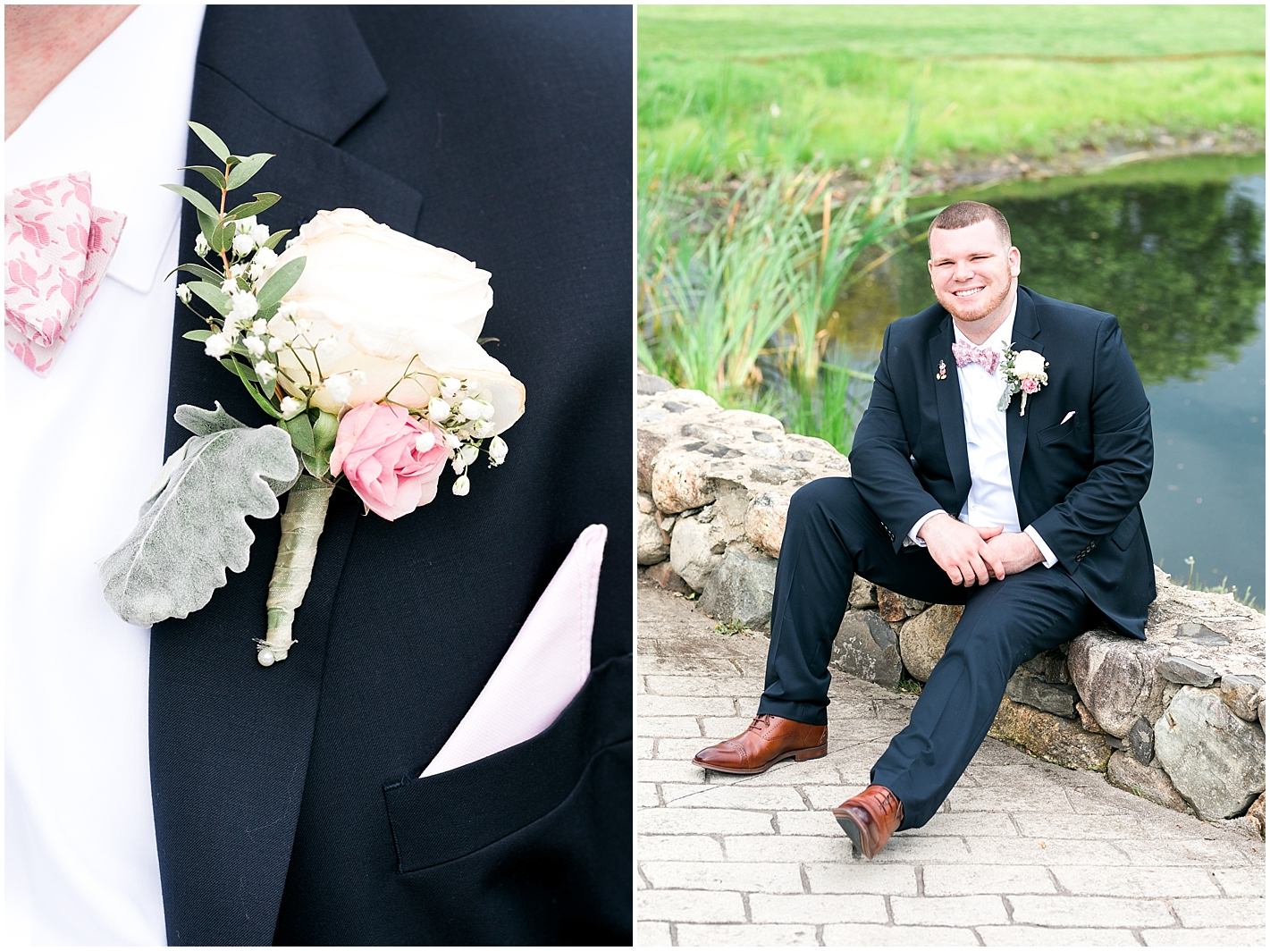 Long meadow country club wedding  photos by Alyssa Parker Photography